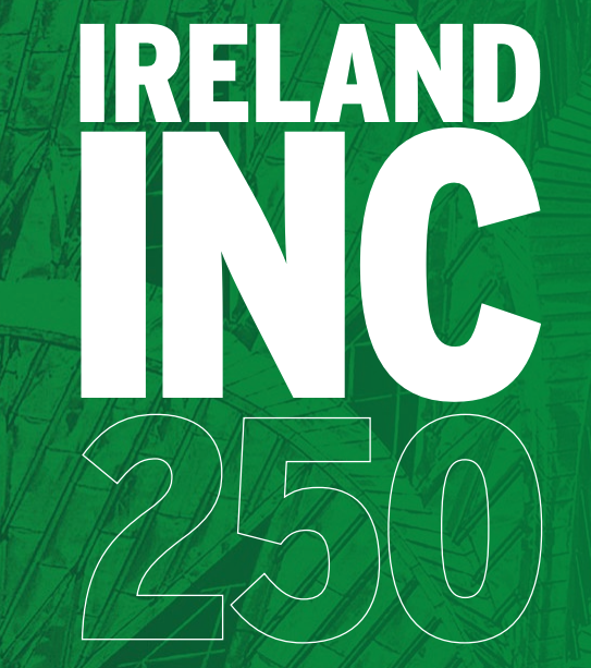 Accuris named on Ireland INC's 250 Index
