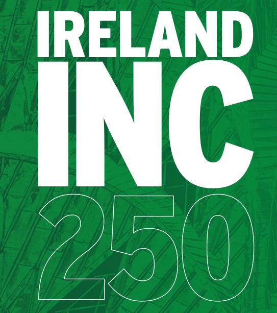 Accuris named on Ireland INC's 250 Index